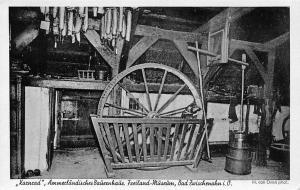 Germany Bad Zwischenahn Karnrad Ammerlaendisches Baeuernhaus, Freiland-Museum