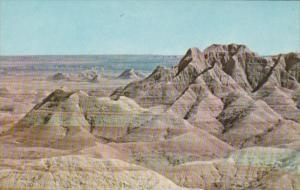 South Dakota Badlands National Monument