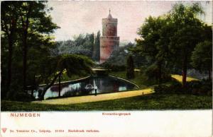 CPA NIJMEGEN Kronenburgerpark NETHERLANDS (604738)
