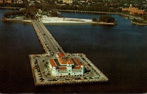 FLorida St Petersburg Million Dollar Pier
