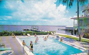 Florida Fort Myers Sea Chest Motel Swimming Pool