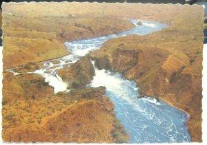 Uganda Murchinson Falls - unposted