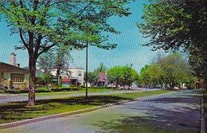 Canada Residencial Street Scene St-Hyacinthe Quebec