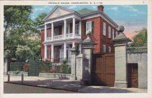 Pringle House Charleston South Carolina