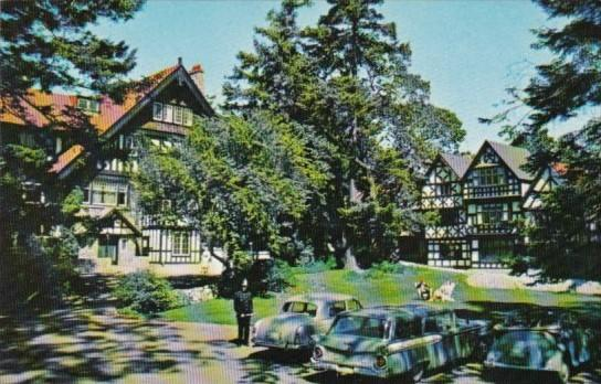 Canada Olde England Inn Olde English Village Victoria British Columbia