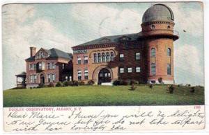 Dudley Observatory, Albany NY