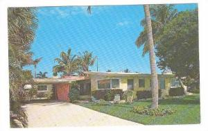 Connell's Efficiency Apartments, Fort Lauderdale, Florida, 40-60s