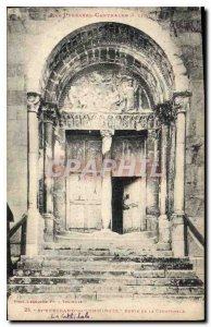 Postcard Old St Bertrand de Comminges Cathedral Gate