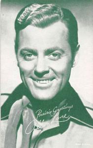 Allan Lane Western Actor Mutoscope Unused