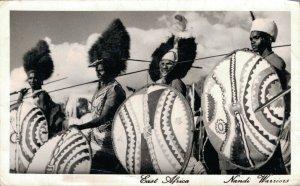 East Africa Nandi Warriors 06.39