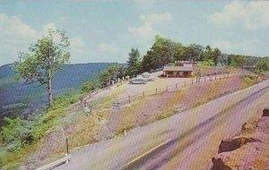 Arkansas Jasper Scenic Roadside Parkway