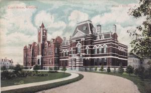 WINNIPEG, Manitoba, Canada, 1900-1910's; Court House