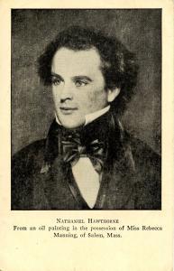 Famous People - Nathaniel Hawthorne