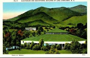 North Carolina Lake Junaluska Auditorium and Educational Building
