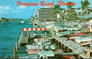 Florida Pompano Beach Yacht Basin