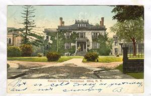 Roscoe Conkling Homestead, Utica, New York,PU-1908