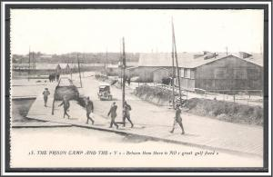 St Nazaire France WW I US Army Camp Prison Camp No. 15