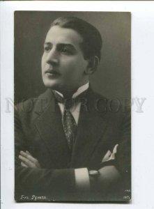 257817 Runitsch RUNICH Russian MOVIE FILM Actor 1917 Old PHOTO