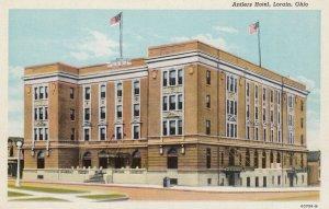 LORAIN , Ohio , 1910s ; Antlers Hotel