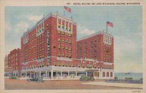Wisconsin Racine Hotel Racine On Lake Michigan Curteich