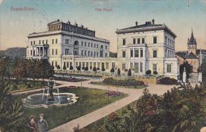 Villa Hugel, ESSEN, North Rine-Westphalia, Germany, PU-1913
