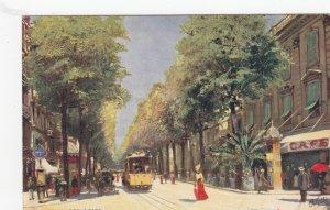 NICE , France , 00-10s ; La Avenue De La Gare; TUCK Serie 939P No 64