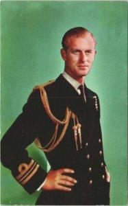 H.R.H. The Duke of Edinburh K.G.   - A21
