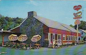 Pennsylvania Ephrata Foodergong Restaurant & Hay-Loft Gift Shop