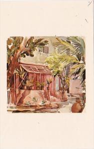 Saint Martin Pasanggrahan View Of Gallery From Beach Bar