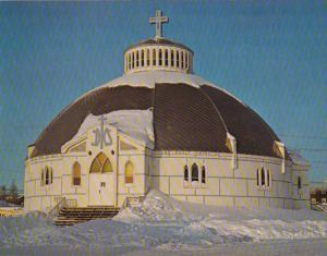 Igloo Church , Inuvik , N.W.T. , Canada , 50-60s
