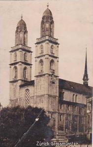 RP, Grossmunster, Zurich, Switzerland, 1920-1940s