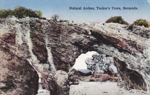 TUCKERS TOWN, Bermuda, 1900-1910's; Natural Arches