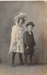 H53/ Gahanna Ohio RPPC Postcard c1910 Columbus Miss Alma Keeler
