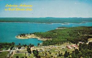 On Bull Shoals Lake View Arkansas 1970
