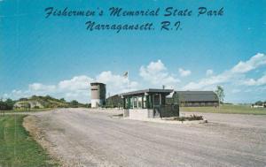 Fishermen's Memorial State Park,  Narragansett,   Rhode Island,  40-60s