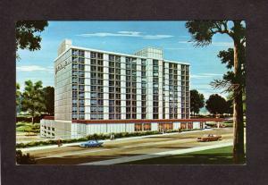 ME Holiday Inn Hotel Downtown Portland Maine Postcard