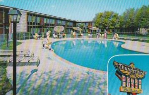 North Carolina Jacksonville Thunderbird Motor Inn With Pool