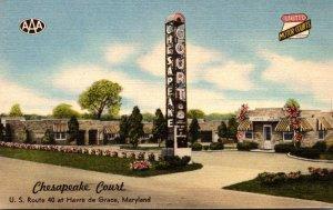 Maryland Havre de Grace Chesapeake Court