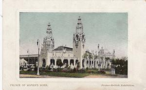 Franco-British Exhibition , London , 1908: Palace of Woman's Work
