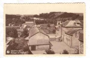 Houffalize , BELGIUM , Montage des Cochons, 1910s