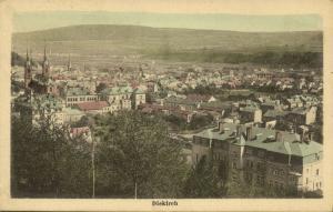 luxemburg luxembourg, DIEKIRCH, Panorama (1920s)