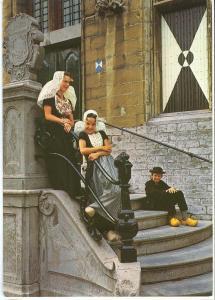 Netherlands, Zeeuwse Klederdracht, Zeeland dress, 1960s