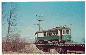 Trolley - Hagerstown & Frederick 171, No 171