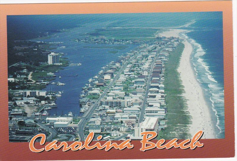 Carolina Beach , North Carolina , 60-80s ; Panorama view #2
