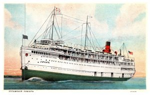 Steamer  Juniata