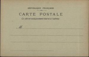 1900 Paris Exposition Universelle Mission Marchand Postcard