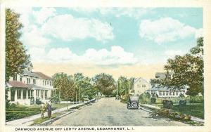 Autos CEDARHURST 1920s LONG ISLAND NEW YORK Oakwood Leroy Hurwitz 3635