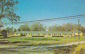 Canada Ontario Kingston Fort Henry Motel