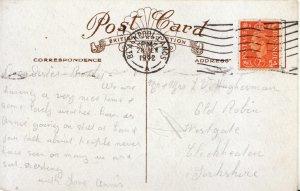Genealogy Postcard - Hughesman - Old Robin - Cleckheaton - Yorkshire - Ref 4357A