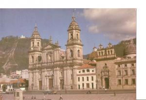 Postal 048726 : Bogota D.E. Colombia. Plaza de Bolivar. Catedral Primada